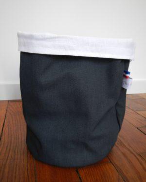 Corbeilles en tissu Full Blue Jean
