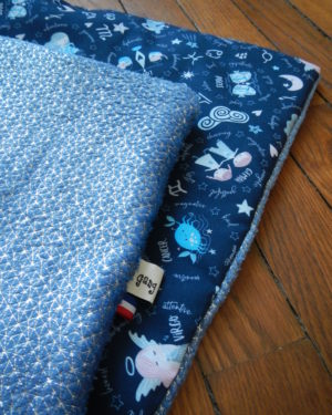 Couverture hiver Astro Baby