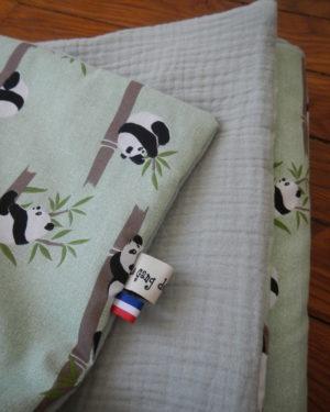Couverture été Pandi Panda